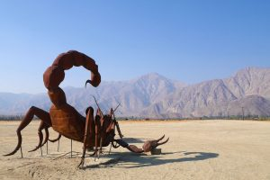 Anza Borrego Sculpture