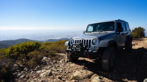 Otay Mountain Truck Trail Jeep